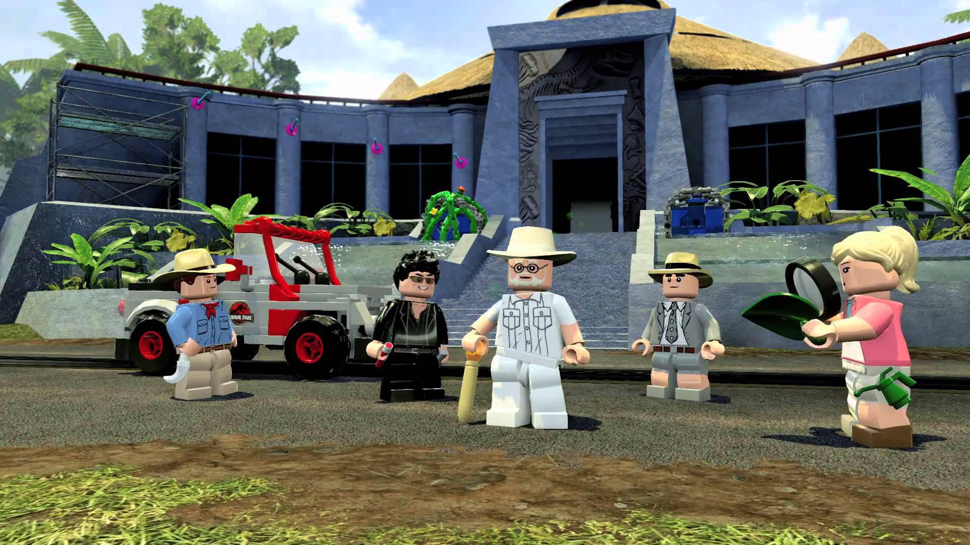 LEGO Jurassic World' Review: Dino Smash! | Tech Times