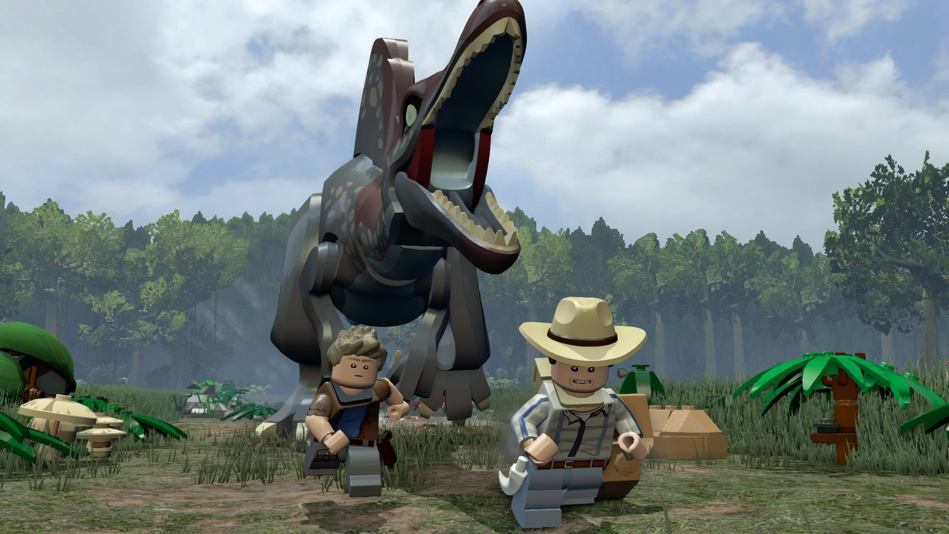 Lego jurassic world review dino smash tech times tt games makes the most of even this movie though proving that lego can make something fun out of just about anything gumiabroncs Images