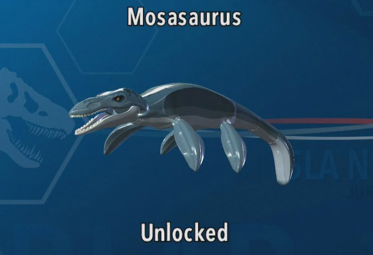 4 Jurassic World