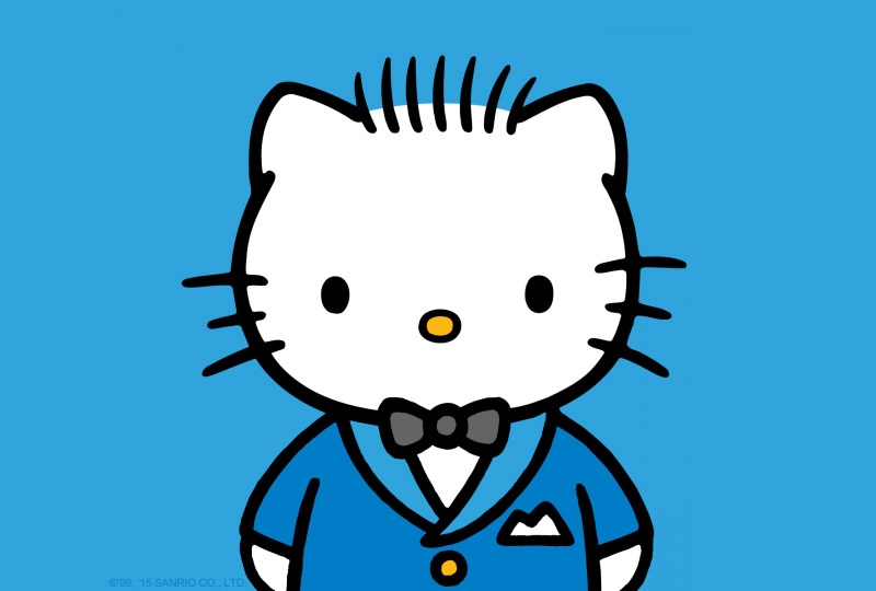 Pin Kitty Playing The Music Coloring Page Hello Pages On
