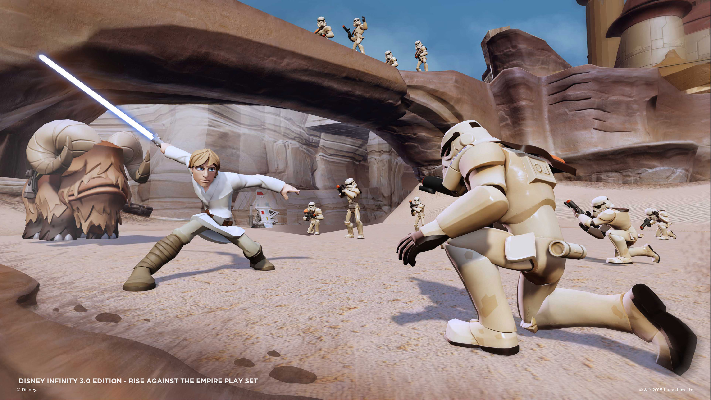 Review Disney Infinity 3 0 Rise Against The Empire