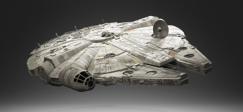 star wars millenium falcon - photo #26