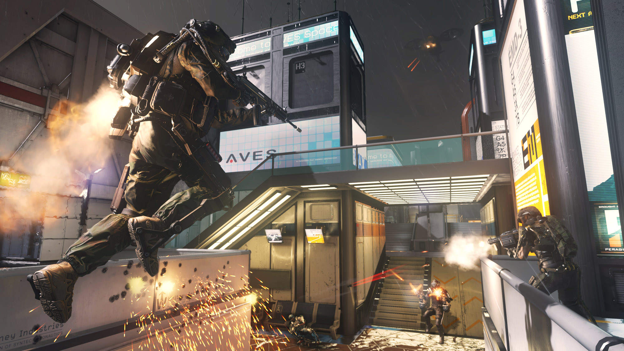 'Call of Duty: Advanced Warfare': How to master the Exo ...
