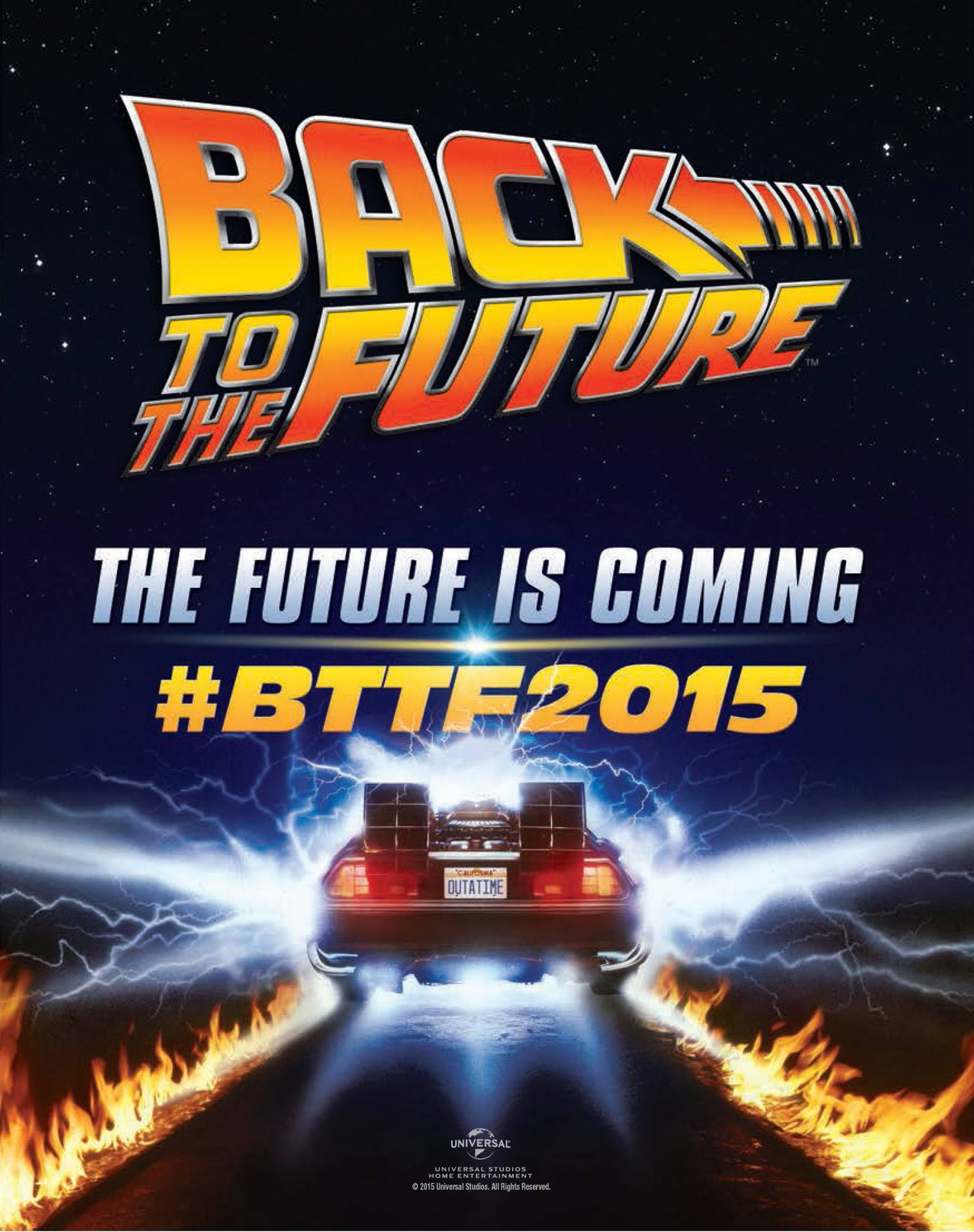 Bttf2015 Something Back To The Future Related Is