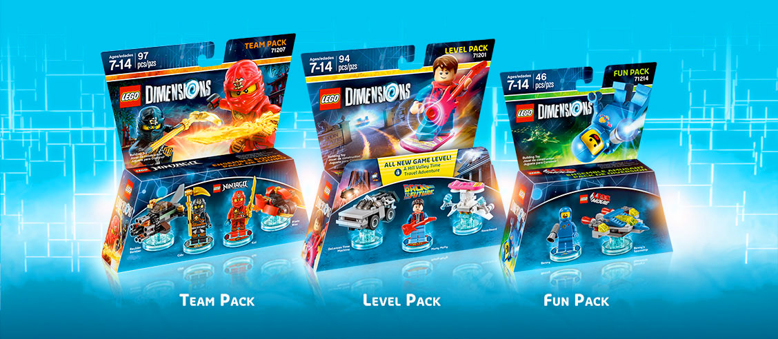 Everything We Know About 'LEGO Dimensions': The New Toys-To-Life ...
