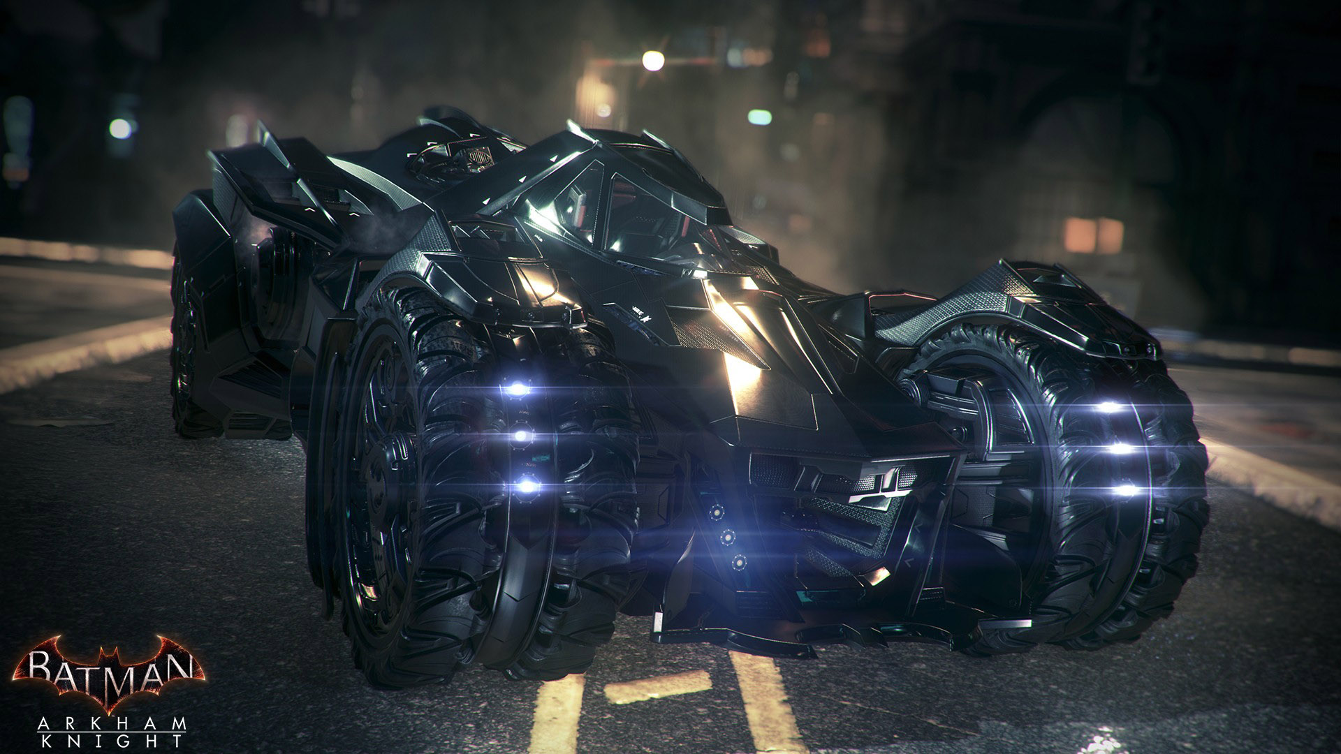 batmobile batman arkham knight 2017 - ototrends.net