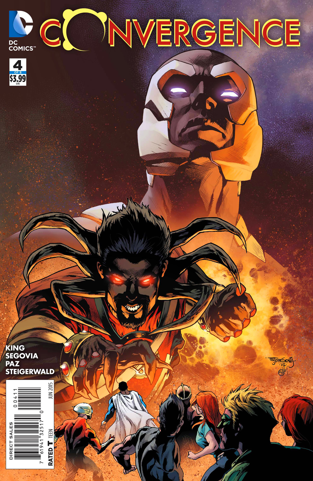 marvel comics 4/29/15