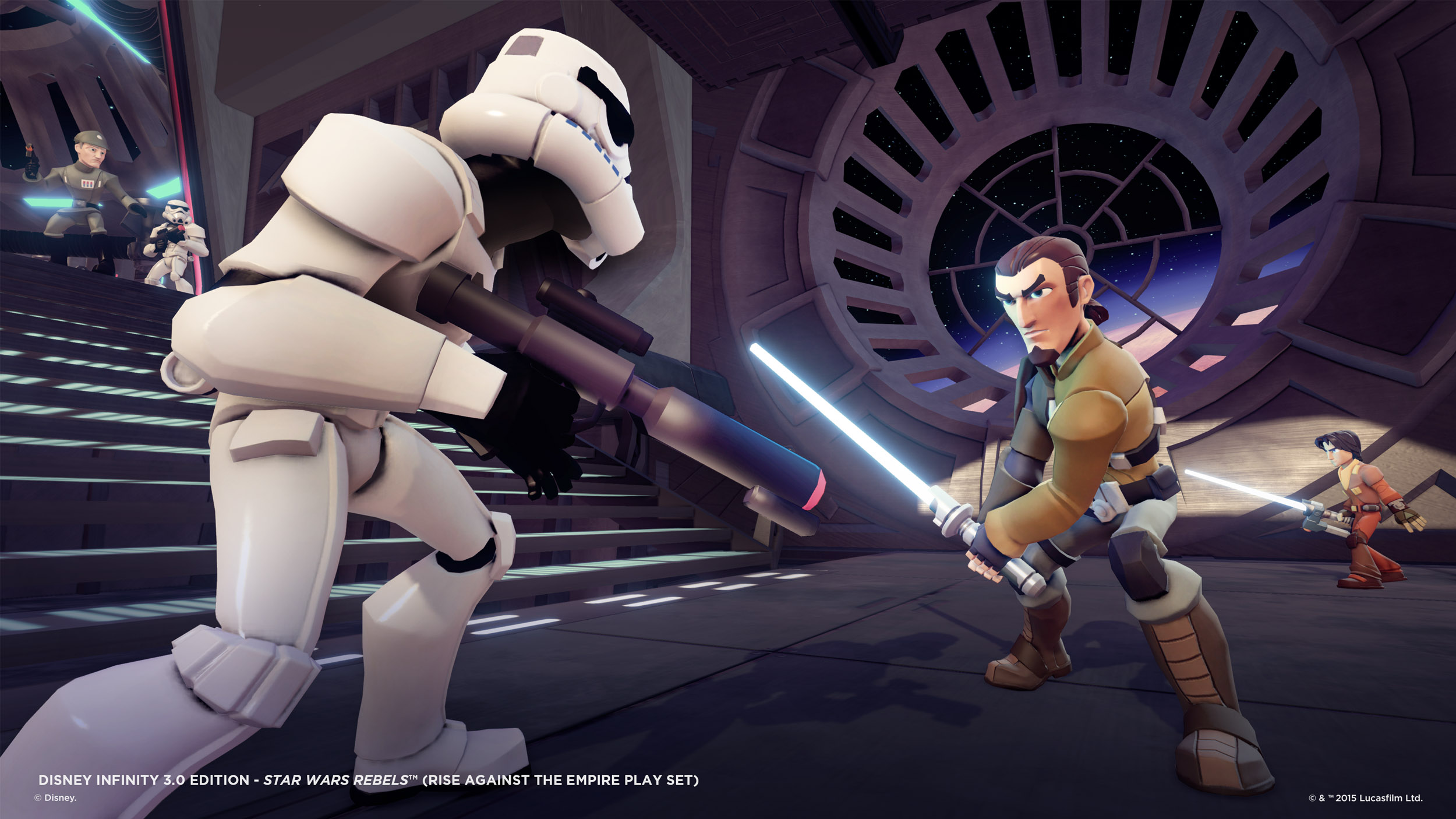 These 4 'Star Wars Rebels' Characters Are Playable In 'Disney Infinity ...