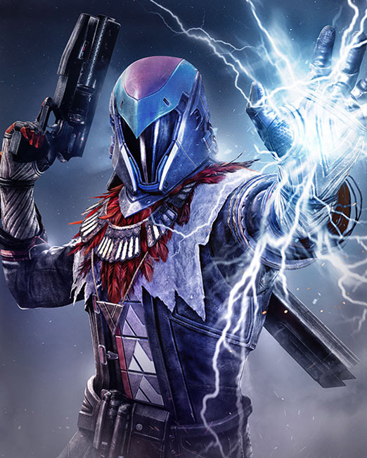 E3 2015 39 destiny the taken king 39 s collector 39 s edition trailer subclasses more tech times - Warlock stormcaller ...