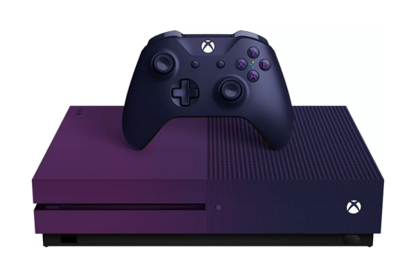 Check Out This Purple Xbox One S With A Special 'Fortnite' Skin