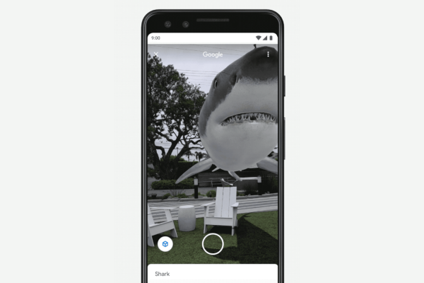 Use Google Search AR To See How Big Animals Actually Are